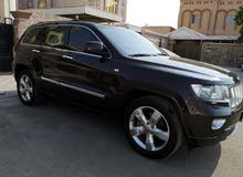 Gasoline Fuel/Power   Jeep Grand Cherokee 2012