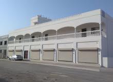 المعبيله الصناعية  6 محلات كل محل 50 متر مربع