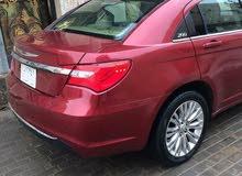 c200 Chrysler 2013