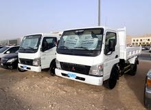 Mitsubishi (2011, 2012 ,2013) 3 ton truck tippers in good conditions .