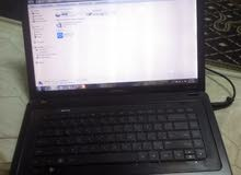 compaq leptop 4gb ram nice condition