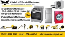 al Barkah A/c & Electrical company(66028368)