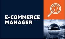 مدير تسويق رقمي E Commerce Manager