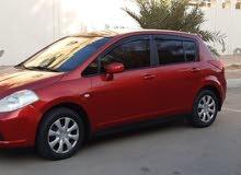 Nissan tida full new colour