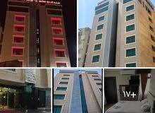 فندق للبيعكربلاء أمام ضريح الإمام الحسينموقع استراتيجيمساحته 385 متر الواج