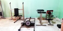 معدات نادي رياضي