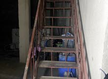 للبيع درج حديد درجة اولى 10 بايات السعر 250 وبي مجال المكان بغداد حي القاهره