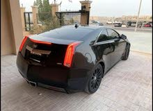 2013 cadillac coupe for immediate sale