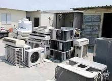 I buy not working damage AC I give the good price call me WhatsApp 33477488