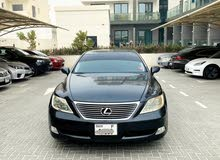 LS460 Low kms driven 2007 model for sale