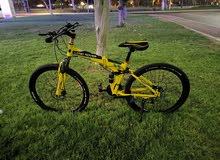 دراجة جديدة قابلة للطي 26