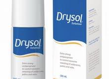 مزيل عرق درايسول DRYSOL تاريخ انتهاء 2023