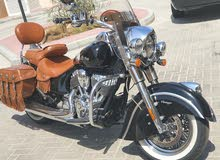 Indian Chief Vintage GCC  2014 انديان شيف فينتج خليجي