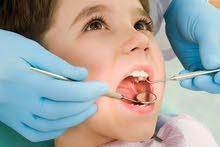 طبيب نائب في تقويم الاسنان و الفكين