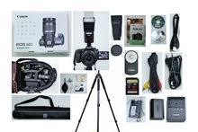 CameraCanon60D:Lens18-200/Tripod/Flash/Backpack