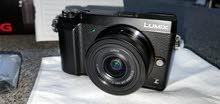 كاميرا Lumix DMC-GX85 جديدة استعمال قليل