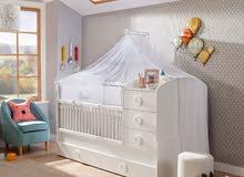 غرفة نوم بيبي قطن المميزه من شركة تشيلك التركية