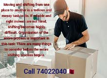 Moving house in doha