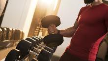 مدرب لياقة بدنية