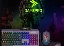 Heatz Game Keyboard ZK10 Combo Kit Keyboard + Mouse (Brand New)
