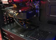 كيس كمبيوتير بموصفات جيد جدا - AMD Ryzen 5 3600 - 256GB SSD M.2 - GTX 1660 Super
