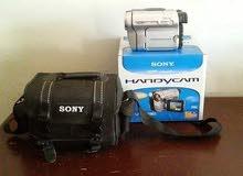 كاميرا فيديو  شبه جديده استعمال شخصي
