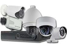 نصب كامرات المراقبة بكافة انواعها وباسعار مناسبة.