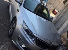 Automatic Kia Optima 2012