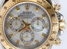 ساعة رولكس الصدف