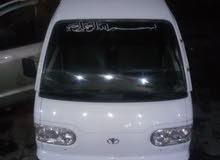 باص ديو جديد 2010  غاز وكاله مجمرك فاصل واحد عرطه 2مليون موجود في صنعاء771729585