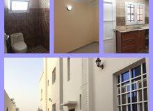شقة للإيجار العامرات المنطقة الخامسة جنب الإحسان