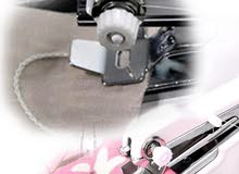 ماكينة خياطة يدوية ب 6 ريالات.