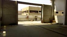 مصنع للايجار باكتوبر بامتداد الصناعية السادسة