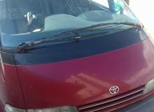 Available for sale! +200,000 km mileage Toyota Previa 1995