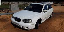 Used condition Hyundai Avante 2002 with +200,000 km mileage