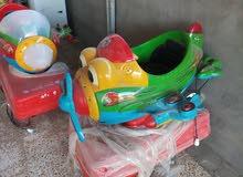 ألعاب اطفال سيارة.وشاشة قيم