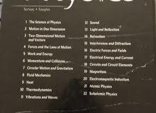 كتاب فيزياء للقسم الدولي (physics) للبيع بارخص سعر