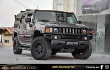 Used Hummer H2 for sale in Amman