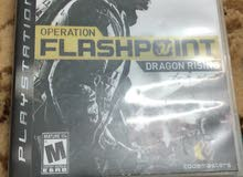 ps3 game ( flash point dragon rising)