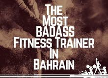 Male & Female Fitness Trainers in Bahrain (Men, Women & Kids)
