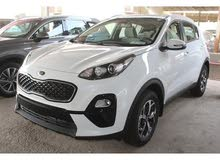 Automatic 2020 Sportage for rent
