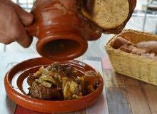 مؤكولات و معجنات و حلويات مغربية بطريقة مرتبة و راقية بأسعار مغرية