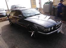 Bmw E32 740