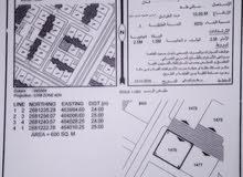 فرصه ذهبية ارض للبيع في حي الرفعة المربع 20 صحار