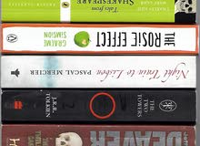 5 fresh books for sale