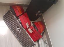 للبيع ليتات لكزس LS400 موديل 99 وشبگ لكزس 99 وامبي فاير الاصلي مع بازوكه