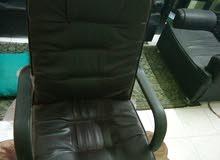 كرسي مدير ظهر عالي عجل سعر لقطة