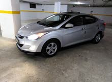 Used condition Hyundai Avante 2012 with 0 km mileage