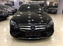 Black Mercedes Benz E 200 2017 for sale