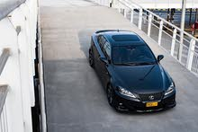 Gasoline Fuel/Power   Lexus IS 2011